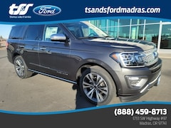 2020 Ford Expedition Platinum EcoBoost V6 GTDi DOHC 24V Twin Turbocharged for sale in Madras, OR