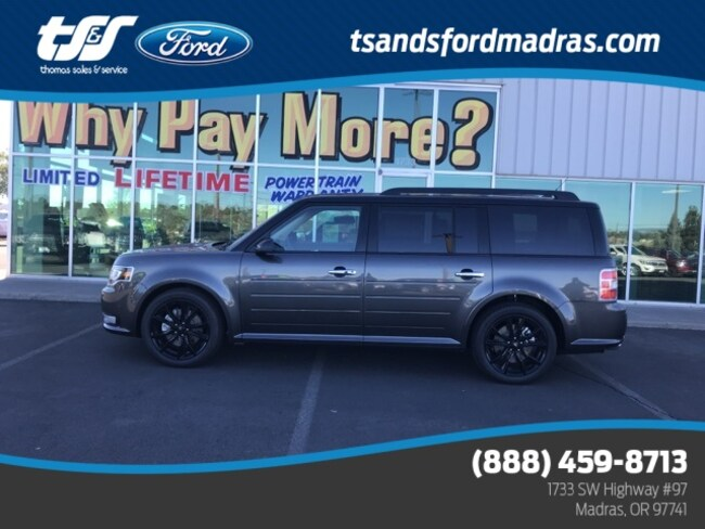 New 2018 Ford Flex Limited in Madras