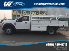 2018 Ford F-550SD Power Stroke V8 DI 32V OHV Turbodiesel for sale in Madras, OR