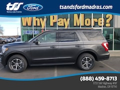 2019 Ford Expedition XLT EcoBoost V6 GTDi DOHC 24V Twin Turbocharged for sale in Madras, OR