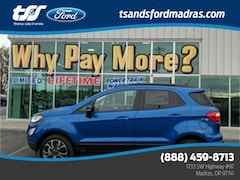 2018 Ford EcoSport SE I4 for sale in Madras, OR