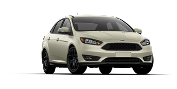 ford focus se trim
