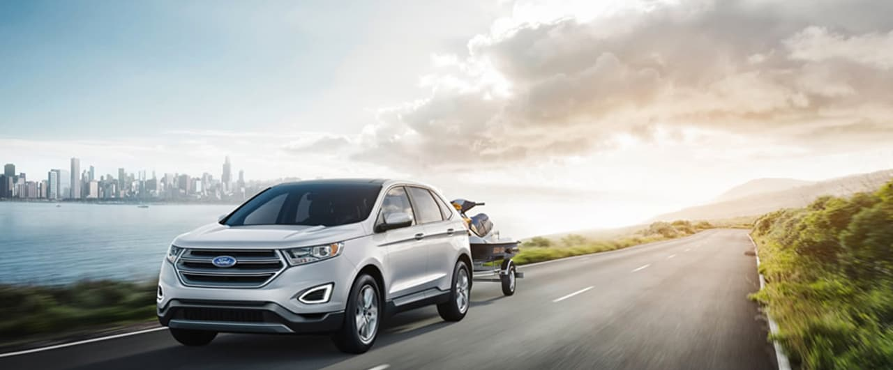 New 2017 Ford Edge Review In Sandusky Mi Tubbs Brothers