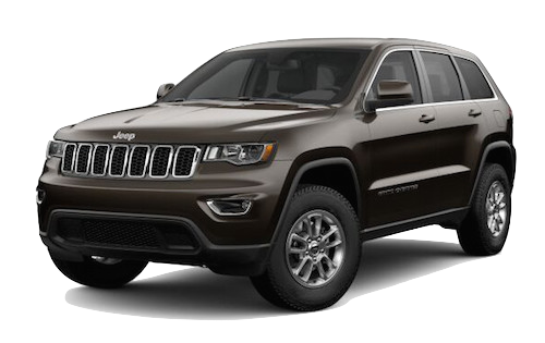 A black 2019 Jeep Grand Cherokee