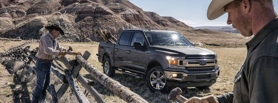 2018 Ford F-150 Out West