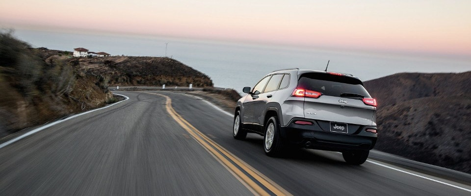test drive all new jeep cherokee and grand cherokee