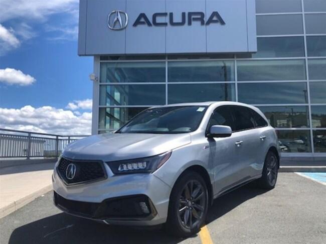 2019 Acura MDX A-Spec SUV