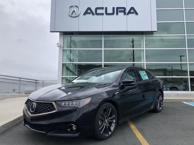 2020 Acura TLX A-Spec Sedan