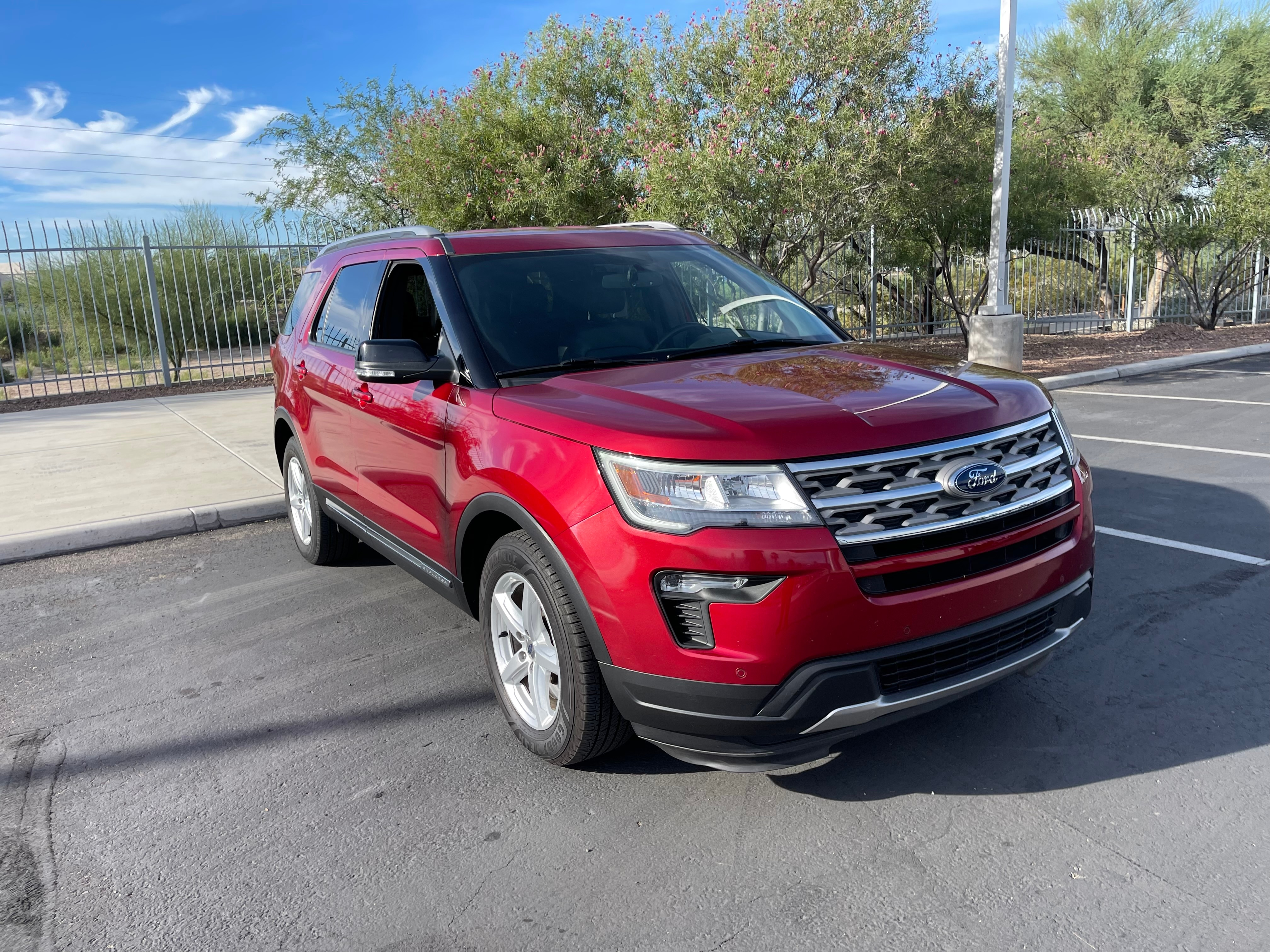 2018 ford explorer for sale in tucson