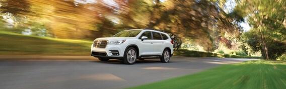 Buy or Lease a New Subaru Ascent at Tucson Subaru!