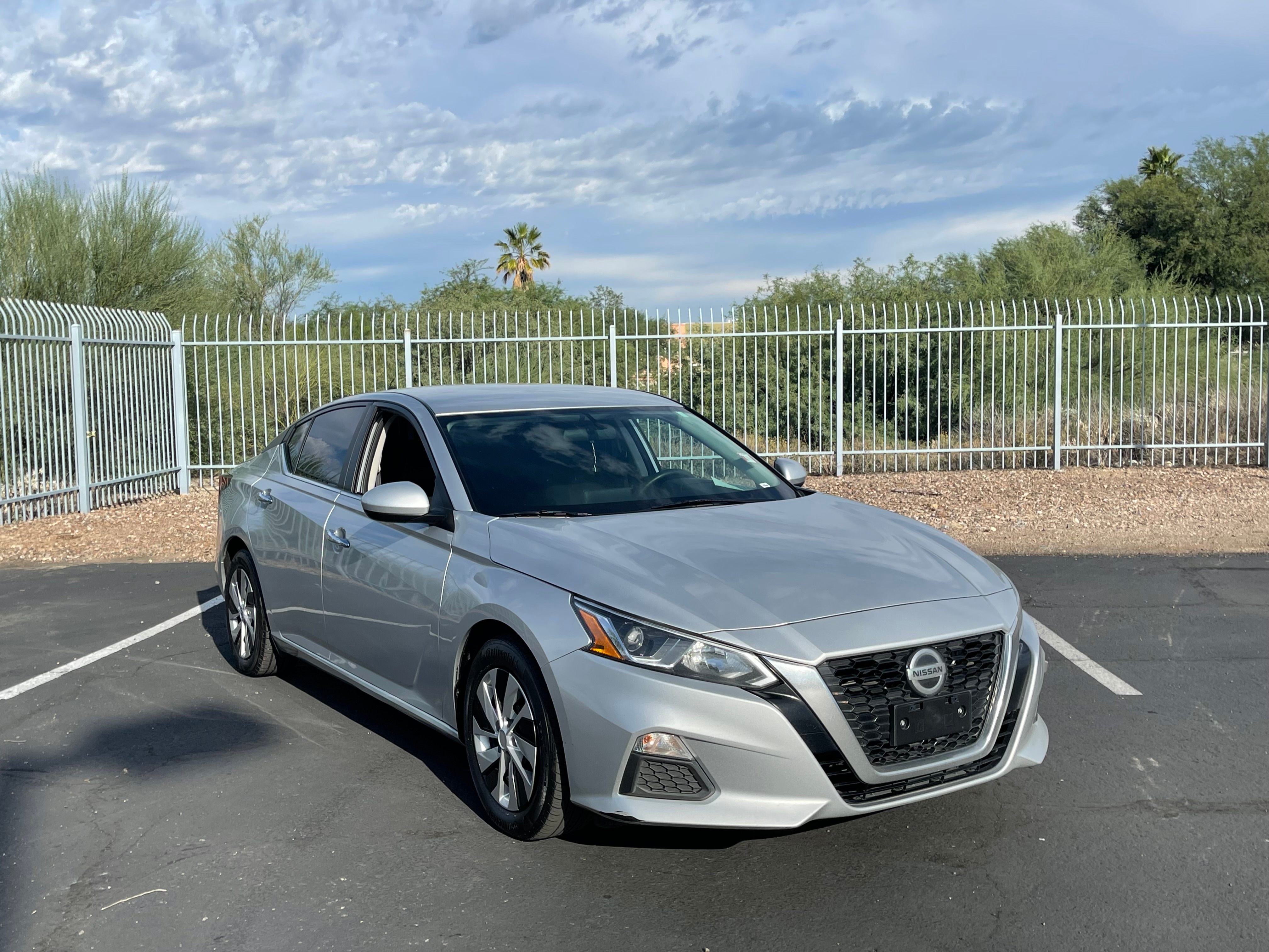 2019 nissan altima for sale in tucson