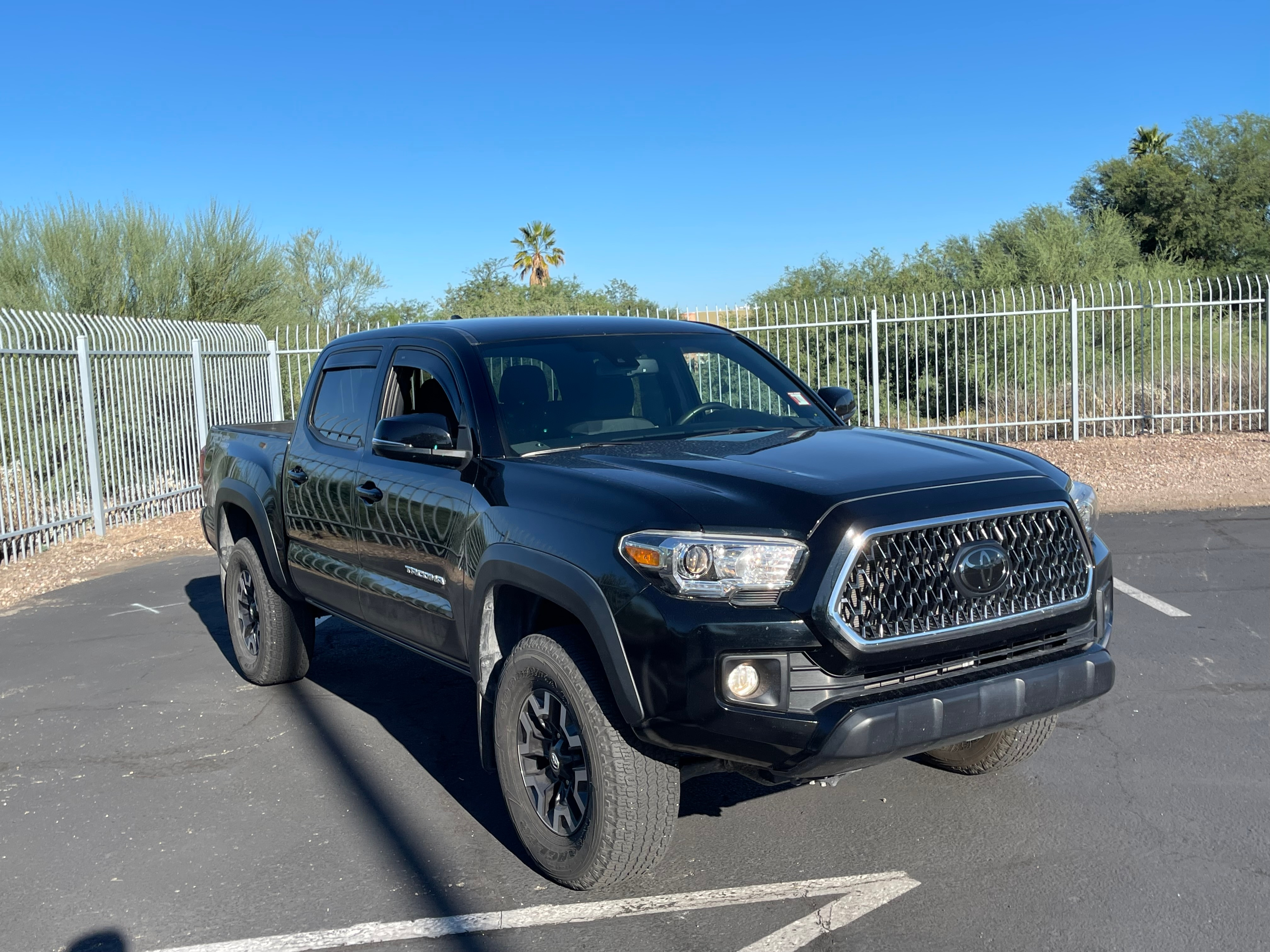 2018 toyota tacoma for sale in tucson