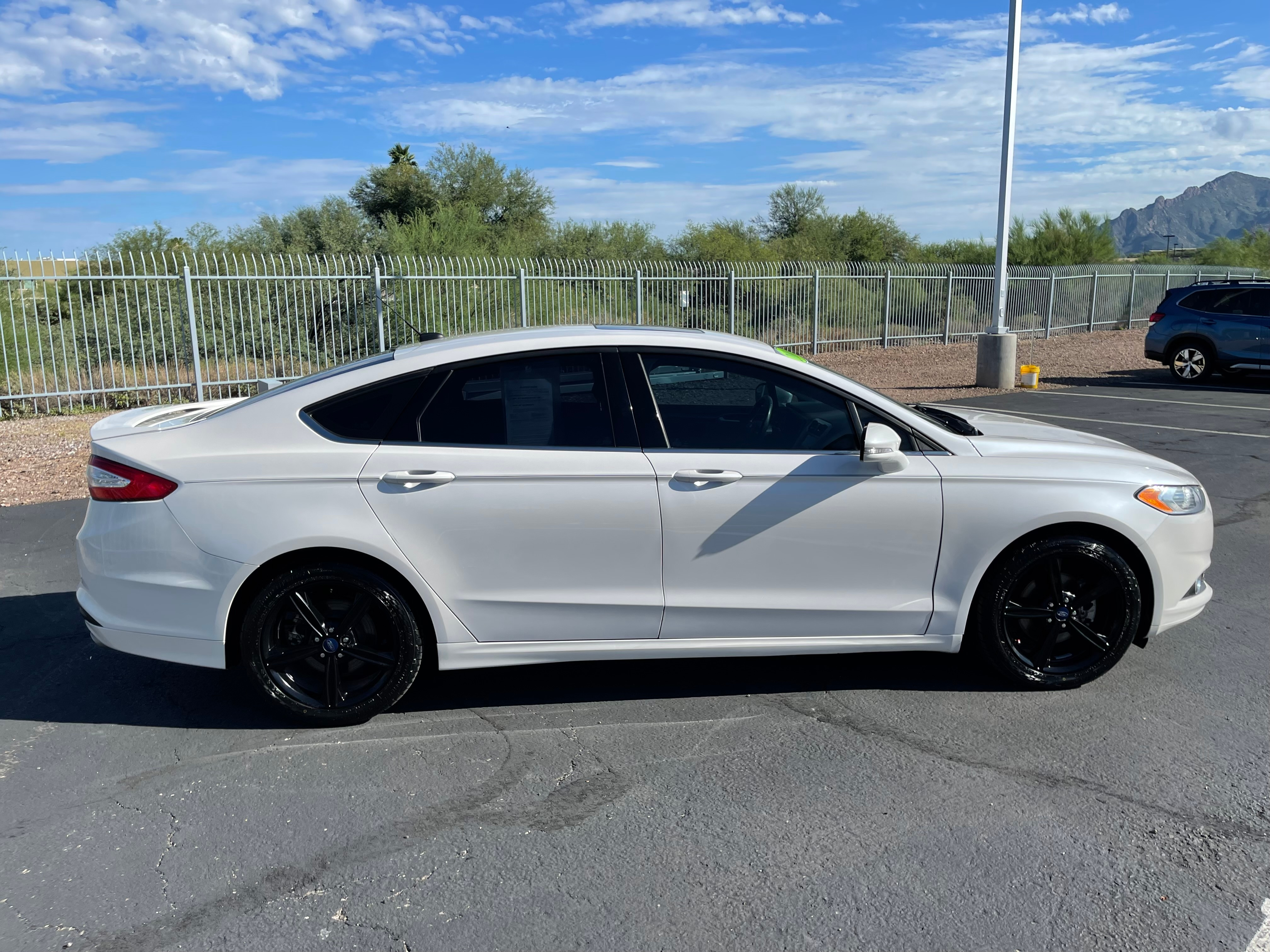 2016 ford fusion for sale in tucson