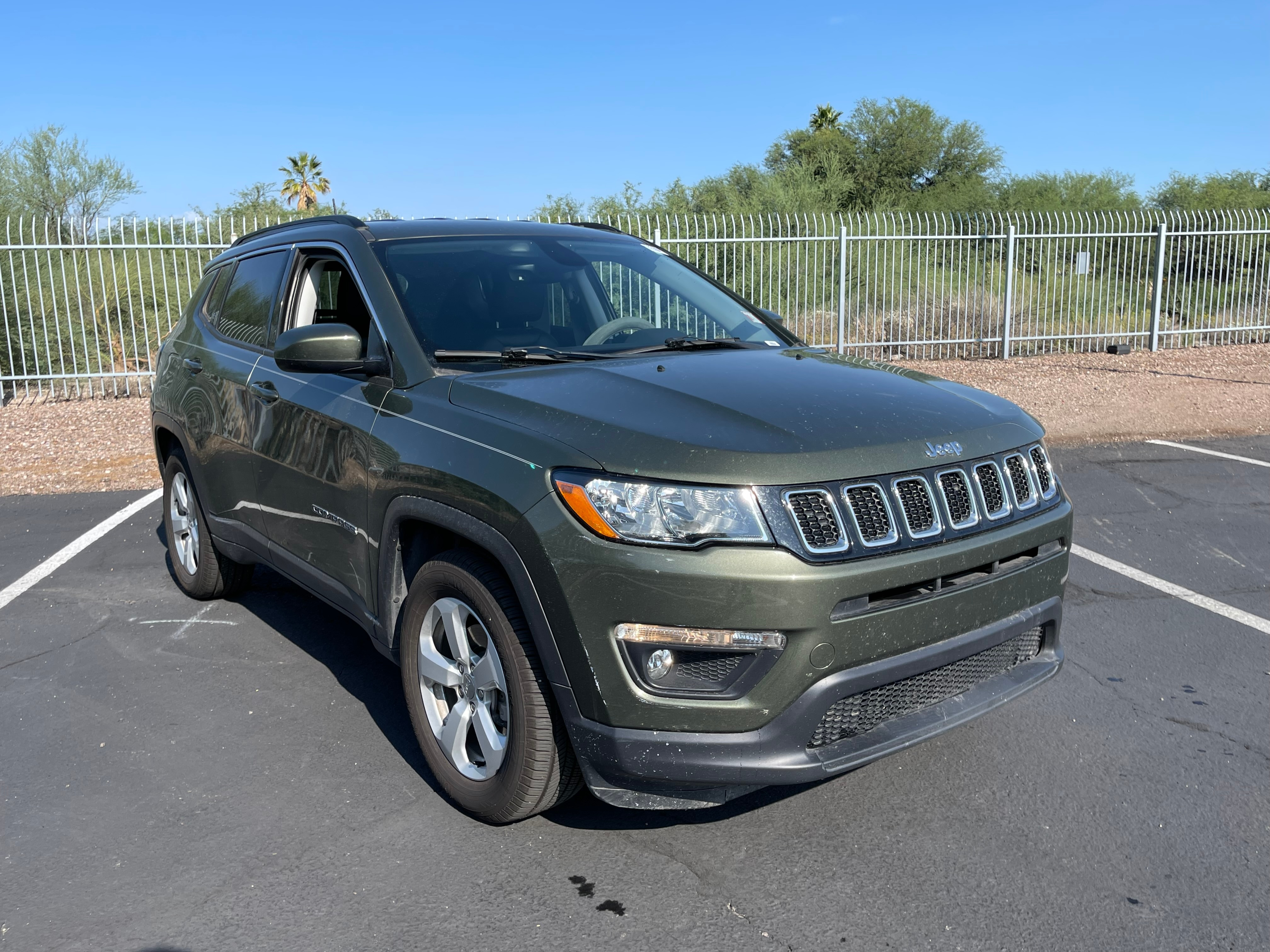 2017 jeep new compass for sale in tucson