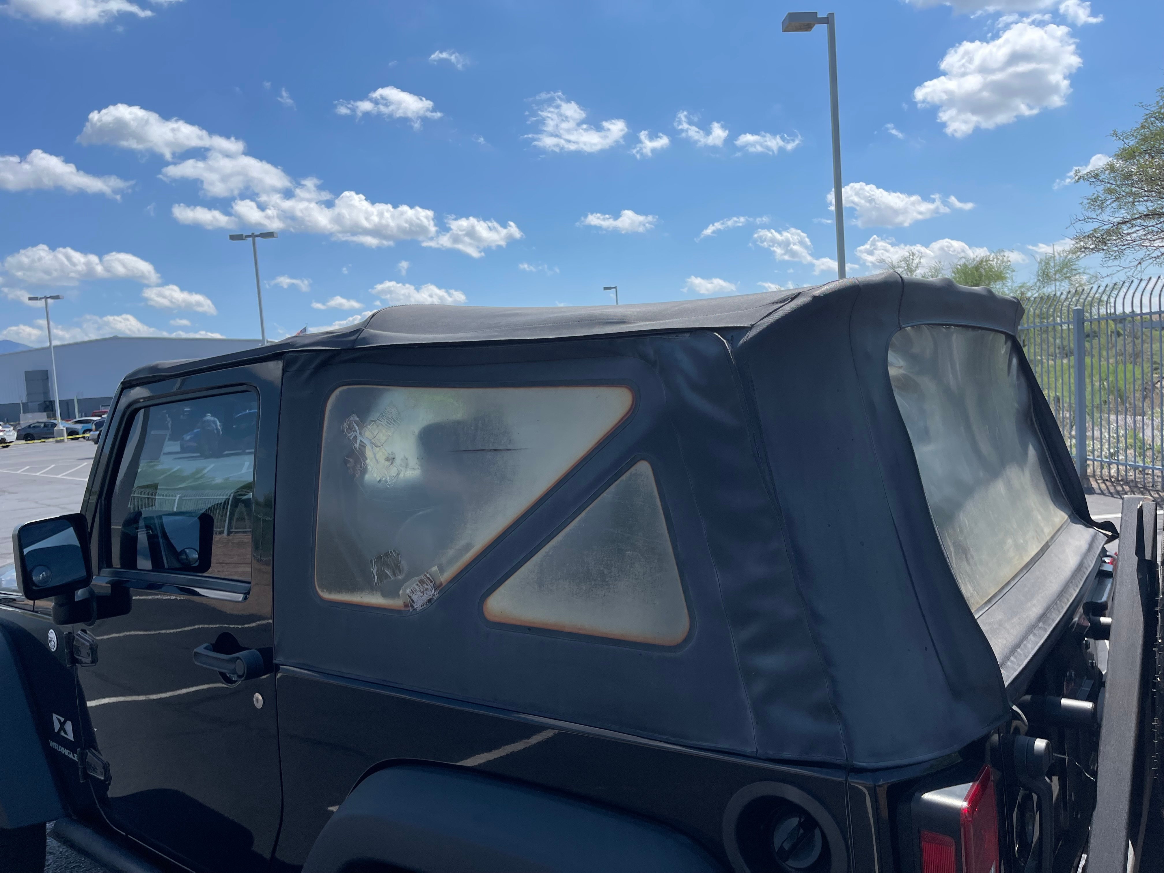 2008 jeep wrangler for sale in tucson