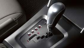 Pilot® pm-2104 manual/automatic six shooter silver shift knob.