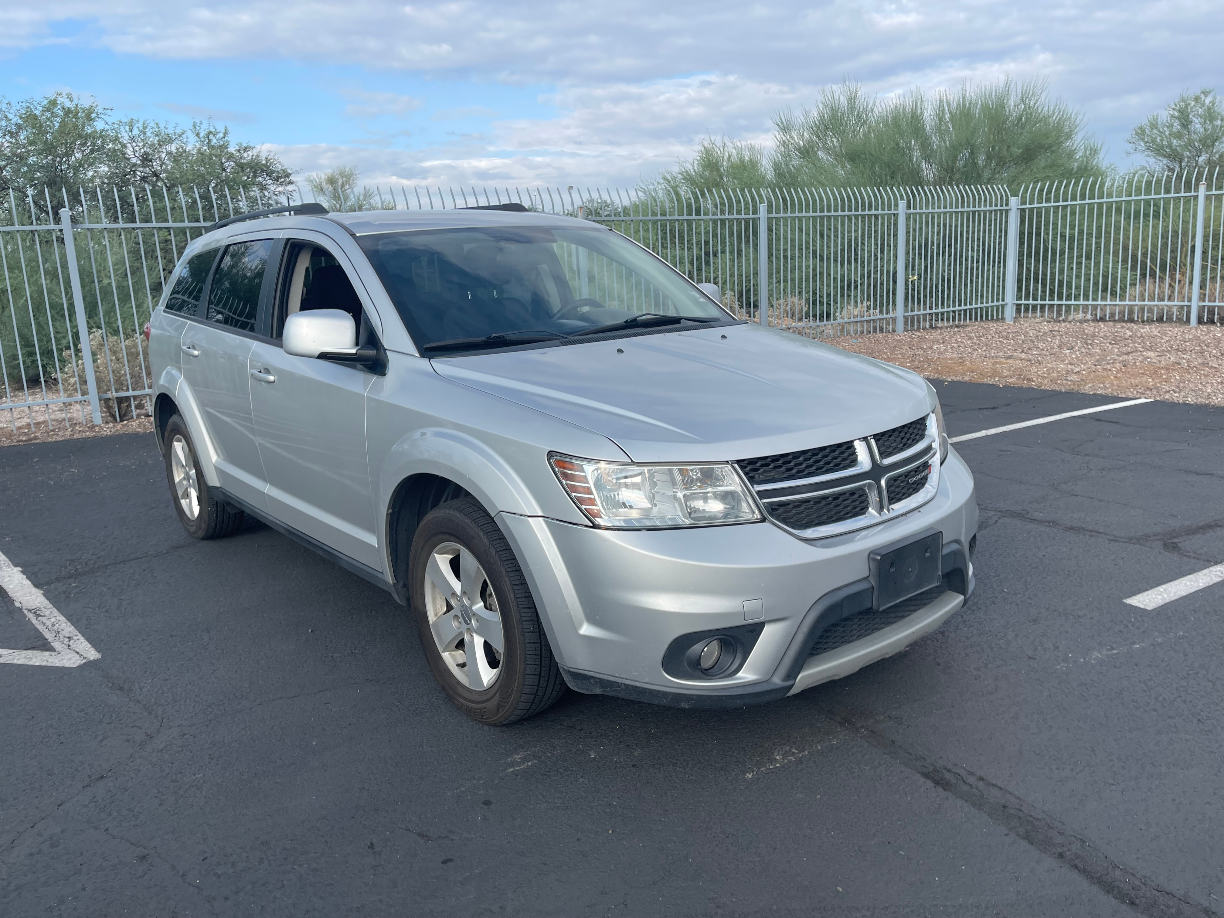 2012 dodge journey for sale in tucson