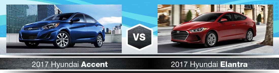 Elegant 2017 Hyundai Accent Vs. 2017 Hyundai Elantra Pricing Details