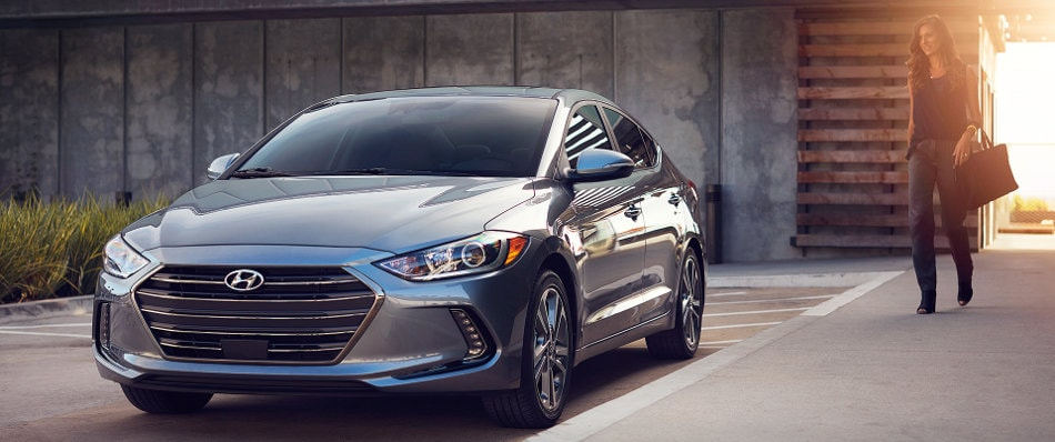 2017 Hyundai Elantra Galactic Grey Paint Option