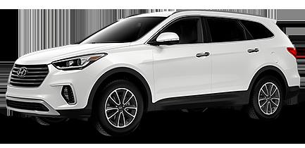 Hyundai Santa Fe Limited Model  Ford Edge Titanium Awd