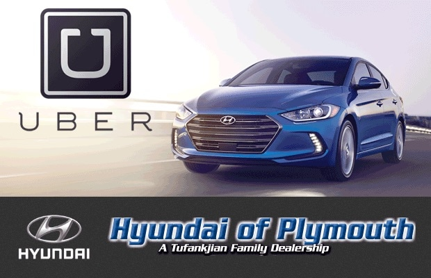 Hyundai Uber Incentive Offer