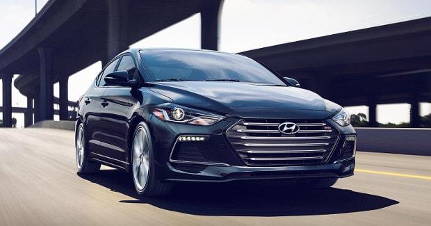 2017 Hyundai Elantra Sport Edition