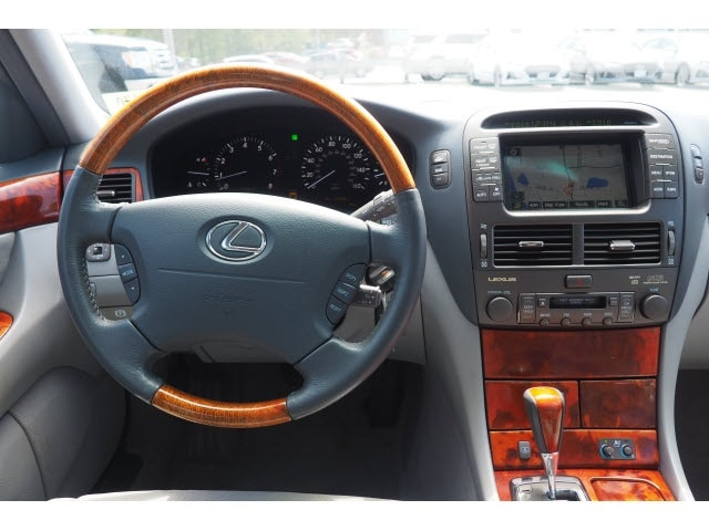 Used 2006 LEXUS LS For Sale   Plymouth MA P2217A