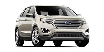 Hyundai Santa Fe Limited Model  Ford Edge Titanium Awd  Ford Titanium Model