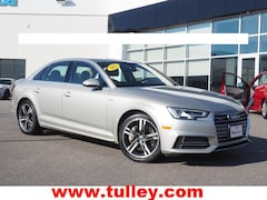 Used 2017 Audi A4 2.0T Premium Sedan for sale in Manchester, NH