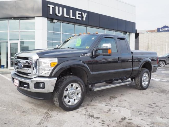 2015 Ford F-350 4WD Supercab 142 Lariat Truck Super Cab