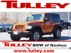 Used 2011 Jeep Wrangler for sale in Manchester, NH
