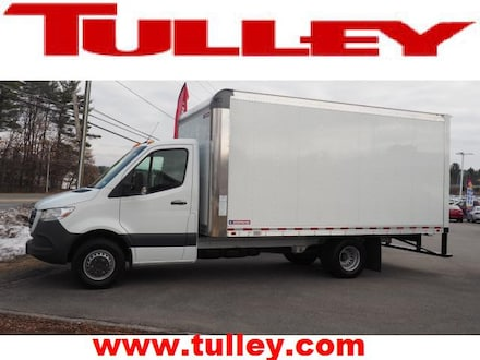 Used 2019 Mercedes-Benz Sprinter 3500XD Chassis Standard Roof V6 Truck for sale in Nashua, NH