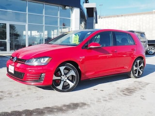 2016 Volkswagen Golf GTI Autobahn w/Performance Package 4-Door Hatchback