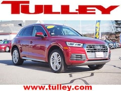 Used 2018 Audi Q5 2.0T Premium SUV for sale in Manchester, NH