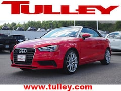 Used 2015 Audi A3 WAU3FLFF4F1138780 for sale in Manchester, NH