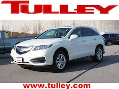 Certified Pre-Owned 2017 Acura RDX V6 AWD with Technology Package SUV for sale in Nashua, near Manchester, NH