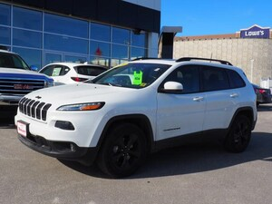 2016 Jeep Cherokee Limited 4x4