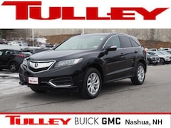 Used 2017 Acura RDX for sale in Manchester, NH
