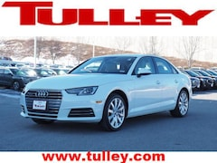 Used 2017 Audi A4 WAUANBF44HN011462 for sale in Manchester, NH
