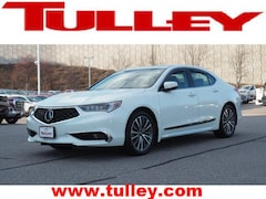 Certified Pre-Owned 2018 Acura TLX 3.5L Advance Pkg Sedan for sale in Nashua, near Manchester, NH