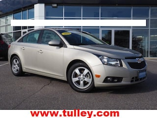 Certified Pre-Owned 2014 Chevrolet Cruze Sedan for sale in Manchester, NH