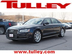Certified Pre-Owned 2015 Audi A8 L 3.0T Sedan for sale in Nashua, near Manchester, NH
