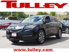 Used 2016 Acura MDX 5FRYD4H43GB044056 for sale in Manchester, NH