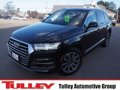 Used 2018 Audi Q7 WA1VAAF70JD026602 for sale in Manchester, NH