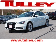 Used 2016 Audi A4 WAUBFAFL8GN018514 for sale in Manchester, NH