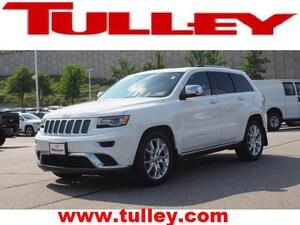 2015 Jeep Grand Cherokee Summit 4x4