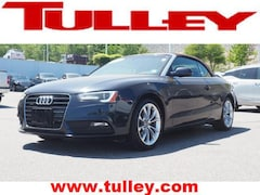 Used 2014 Audi A5 WAULFAFH2EN006503 for sale in Manchester, NH