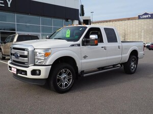 2016 Ford F-350 4WD Crew Cab 156 King Ranch