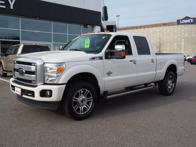 2016 Ford F-350 4WD Crew Cab 156 King Ranch Truck Crew Cab