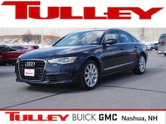 Used 2013 Audi A6 for sale in Manchester, NH